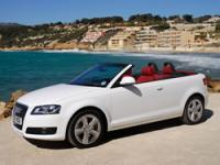 Audi A3 cabrio AUTOMATIK